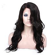 8a remy lidské vlasy 8-26inches přírodní tělo vlna zcela nebo krajky přední celebrity styl paruky pro ženy