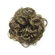 peruk täppt cyan 6cm hög temperatur tråd hår cirkelfärg 6004m