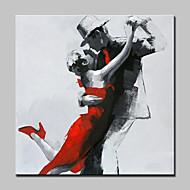 moderne oliemalerier håndmalede lærred figur væg kunst billeder med strakte ramme klar til at hænge