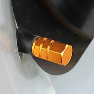 väri henkilökohtaista venttiilin kansi auton renkaan venttiilin suojus