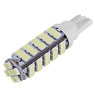 10pcs t10 1206 68 branca LED SMD luzes placa do carro do lado de cunha de luz de posição licença lâmpada (DC12V)