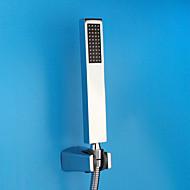 втирание ручной душ головы, душевая кабина для спа, чистые медные душевые насадки для хрома