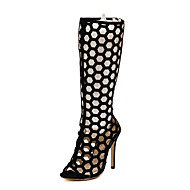 Women's Shoes  Stiletto Heel Heels / Peep Toe / Fashion Boots / Gladiator /Comfort / Novelty / Pointed Toe