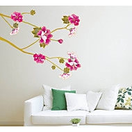 Contemporary Floral Window Sticker 0.54㎡ (5.81sq. ft)