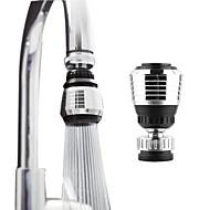 360 drehen Drehwasserhahn Düse Wasserfilteradapter Wasseraufbereiter Sparhahn Luftsprudler Diffusor Zubehör für die Küche ho