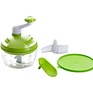 Oak®Multifunctional Vegetable Cutter Chopper Shredder Mincer Meat Grinder Mixer Egg Beater Whisk Food Processor Slicer