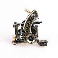 handgemaakte bronzen tattoo machine shader voeding voor kunstenaars