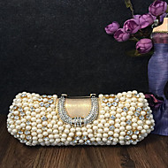 Women Velvet Event/Party / Wedding Evening Bag Gold / Silver / Black