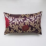 Polyester Kussenhoes,Bloemen Traditioneel