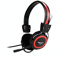 DANYIN DT-803 Cascos(cinta)ForReproductor Media/Tablet / Teléfono Móvil / ComputadorWithCon Micrófono / DJ / Control de volumen /