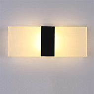 Modern LED Wall Lights,Style Simplicity Acryl Bathroom Lighting Living Room Hallway Bedroom Hotel rooms Bedside Lamp