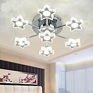 35W צמודי תקרה ,  מודרני / חדיש אחרים מאפיין for קריסטל / LED מתכת חדר שינה / חדר אוכל / חדר מקלחת / חדר עבודה / משרד / חדר ילדים