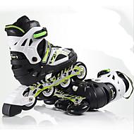 נעלי מחליקים יוניסקס נעליים טול / PU שחור / כחול / ירוק