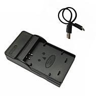 ismartdigi 5l micro usb kamerapuhelimista akkulaturi Canon NB-5L SX210 220 230hs ixsu950 960 970 980 990