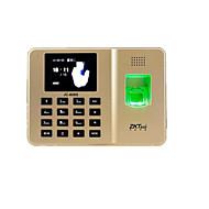 instalação de software livre jc608s impressão digital presenças máquina de cartão de máquina do perfurador