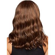 evawigs moda raparigas rendas perucas não transformados cabelo humano peruca cheia do laço cor natural perucas onda corpo