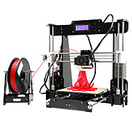 Anet A8-B High Precision High Quality FDM Desktop DIY 3D Printer(Assembly instructions in SD card)