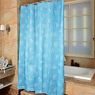 """karikatura středozemí sprchové závěsy W71 """"x L71"""""""