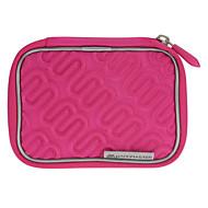 lycra chránící tkaninu anti-shock taška na pevný disk nádobí (náhodné barvy)