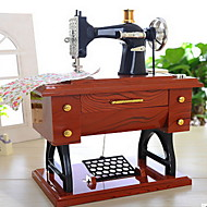 Classical Music Box Sewing Machine Model