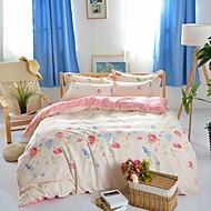 Cotton/polyester Duvet Cover Set 1pc Duvet Cover 1pc Bed Sheet Set 2pcs Pillowcase Bedding Set
