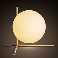 Luzes de Mesa-Moderno/Contemporâneo / Tradicional/Clássico / Inovador-Metal-Proteção de Olhos