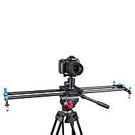 yelangu® ny skyderen kamera track pro 80cm kulfiber bærbare video dolly til DSLR