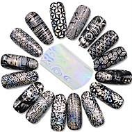 Nail Art Nail Sticker Cijeli Nail Savjet / Nakit za nokte