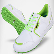 Unisex Athletic Shoes Spring / Summer / Fall / Winter Microfibre Lace-up / Others White Golf / Tennis