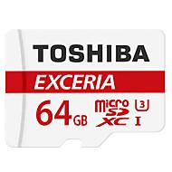 Toshiba Exceria microSDHC memory card 64GB 32GB 16GB 128GB UHS-I Class10 90M/S