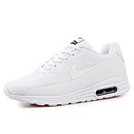 Running Shoes Men's Sneakers Spring / Fall Comfort Microfibre Athletic  White / Gray / Black and Red / Black and White / Royal Blue