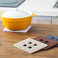 Plastik מלבני משטחי שולחן / תחתיות