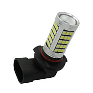 2X White 60 SMD 2835 + 3 3535 SMD LED  9005 Car Bulb Light Lamp Parking Backup HB3 P20d H271