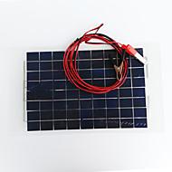 Zdm® 30w dc12v выход 1.8a монокристаллический кремний солнечный paneldc12-18v)