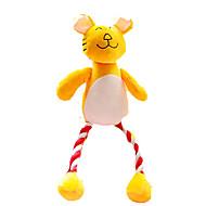 Kattenspeeltje Hondenspeeltje Huisdierspeeltjes Pluche speelgoed Piepend Speelgoed Gebitsreinigend speeltje piepen