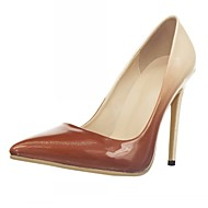 Women's Heels Spring / Summer / Fall Heels / Pointed Toe Synthetic / Patent Leather / LeatheretteWedding