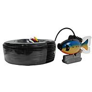 ryby nálezce podvodní kamery 100 m kabel barevná CCD kamera podvodní video kamera rybolov 3 w vedla