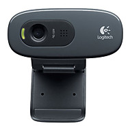 Logitech C270 desktop notebook thuis HD-webcam met microfoon