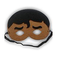 Girls / Boys Cartoon Hero / Halloween Mask, All Seasons Polyester Brown