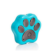 Lu Ying ting faller gps tracker vanntett katten krage hund mini babyen wifi anti tapt
