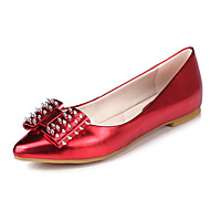 Γυναικεία παπούτσια-Μοκασίνια & Ευκολόφορετα-Γάμος / Ύπαιθρος / Γραφείο & Δουλειά / Καθημερινά / Πάρτι & Βραδινή Έξοδος-Επίπεδο Τακούνι-