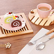 Japanese Bamboo Placemats Table Mat Cup Mat