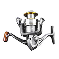Molinetes Rotativos 5.2/1 10 Rolamentos Trocável Rotação / Pesca de Isco-A-1000-5000 MINGLIE