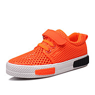 Boys' Shoes Outdoor /  Casual Tulle Flats Spring / Summer / Fall Comfort / Round Toe / Flats Others / Hook & Loop