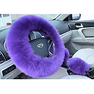 Wool Wheel Antiskid Wear Comfortable Environmental Non-Toxic Non-Irritating Smell