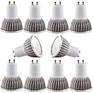 5W GU10 / GU5,3(MR16) / E26/E27 LED bodovky MR16 16 SMD 5730 480 lm Teplá bílá / Chladná bílá Stmívací / OzdobnéDC 12 / AC 12 / AC
