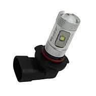 2 x valkoinen suuri teho 30W HB3 9005 led-lamput huomiovalot sumu / ajovalot lamppu 12v-24v
