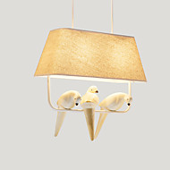 Pendant Light ,  Modern/Contemporary Painting Feature for Mini Style Metal Living Room Dining Room