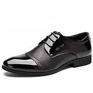Aokang Fashion Men Shoes split joint genuine Leather Casual Dress Shoes Men classic Oxford Shoes