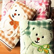 Kvalita medvěd mřížka zákrutu příze čisté bavlny žakárové ručník